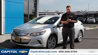 2016 Chevy Volt In Depth Review | Capitol Chevrolet | San Jose