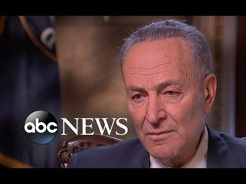 Schumer Acknowledges 'Troubling Things' in Record of Sessions, Trump's Attorney General Pick