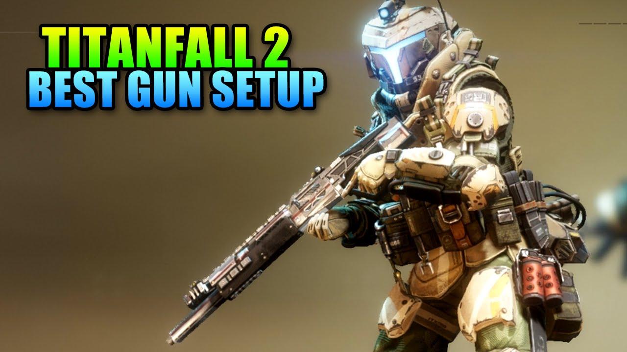 Titanfall 2 Best Gun Alternator And Pilot Setup | Alpha Tech Test