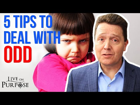 How To Deal With Child With ODD