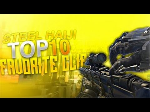 SteeL haiji Top10 Favorite clips 2016