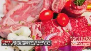 Kosher restaurants in NYC | Manhattan Talia