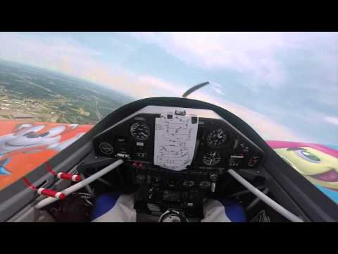 Adam Baker's Playful Airshows - Come ride along! - Air Power Expo 2016 NAS Fort Worth JRB