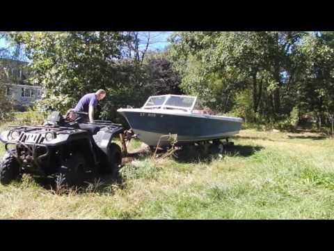 """The Mercury 115 """"Tower of Power """" outboard Part 47"""