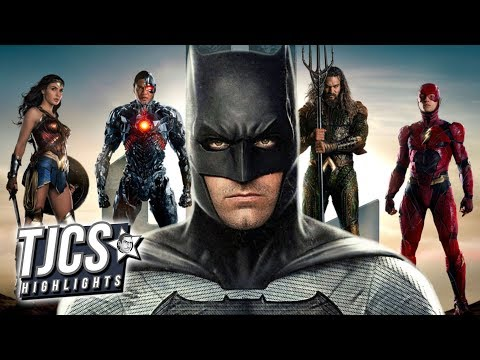 No, Ben Affleck Is Not In Justice League 2
