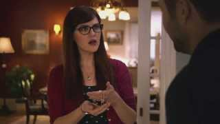 Impastor Imperfect: Dora [Sara Rue] Takes a Hit for the Show
