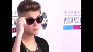 Justin Bieber - говорит на русском