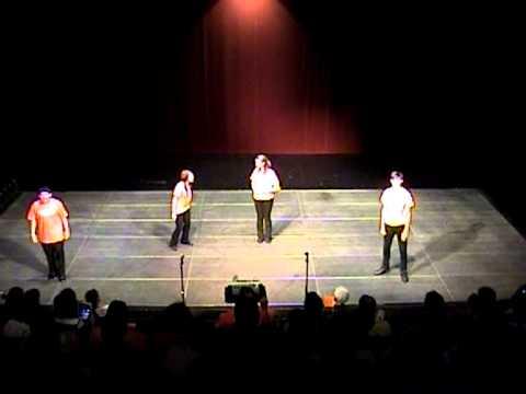 Quartet Muskingum University Musical Theatre Camp 2012