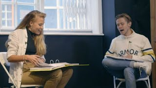 Rob Houchen & Celinde Schoenmaker sing All Things Bright and Beautiful (Part 2) | Marry Me A Little