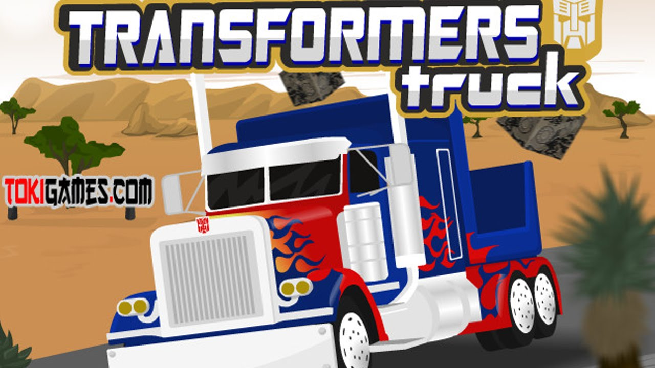 transformer car racing games for kids online free games for kids