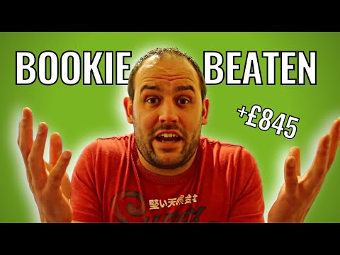 BOOKIE BEATEN: Account Closed In One Day! - Caan Berry