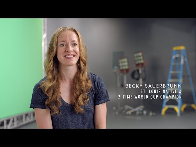 Becky Sauerbrunn In the Know: Intro