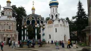 Троице-Сергиева Лавра(Просто проверял как телефон снимает видео., 2012-07-11T15:55:11.000Z)