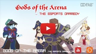 eSports 'Gods of the Arena - the Very First Season': #letsbinge