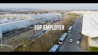 La STIB, Top Employer thumbnail