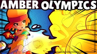 AMBER OLYMPICS! | 15 Tests! | Brawl Stars UPDATE SNEAK PEEK!