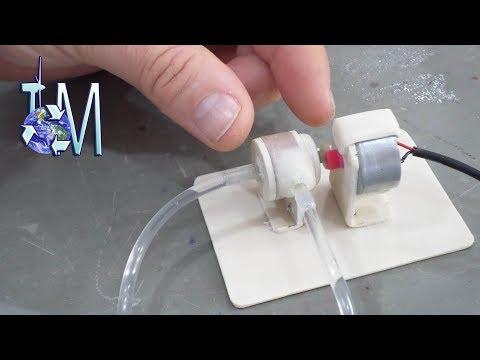 Mini bomba centrifuga II