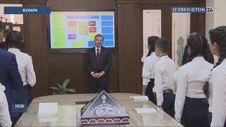 Второй день визита Президента в Бухарскую область