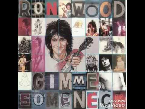 Ronnie Wood - Worry no More .