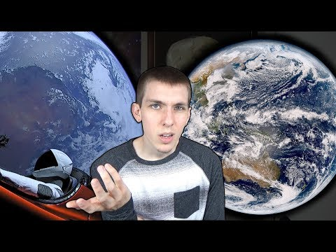 No Videos From Space? Flat Earther Nonsense! thumbnail