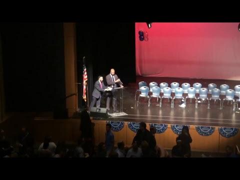 Atlanta Jewish Academy Class of 2018 Graduation Ceremony