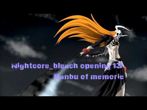 Bleach Opening 13 Ranbu No Melodie