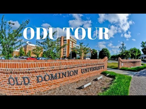ODU Tour| Walk Through