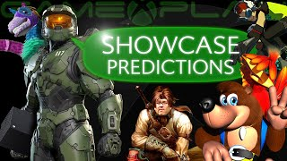 Xbox Games Showcase PREDICTIONS - Halo's Return to Form, Fable, Banjo, & More! (ft. Spawnwave & DFG)