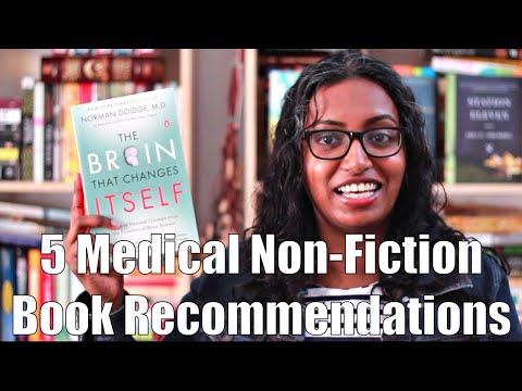 5 Medical Non-Fiction Book Recommendations