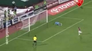 Sestřih z utkání CZ Bělehrad - Slavia Praha 2:1