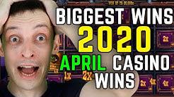 TOP SLOT WINS OF APRIL | BIGGEST CASINO WINS 2020