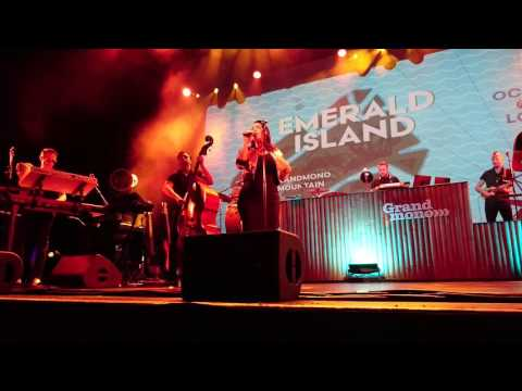 Caro Emerald Southend 2017  - show opener and Riviera Life