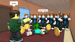 ROBLOX Murder Mystery 2 FUNNY MOMENTS (MAD)