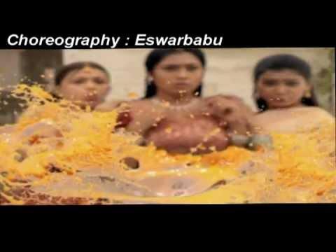 Samantha in arasan soap ad choreographed by eswarbabu