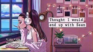 Thank you next Ariana grande lyric animation