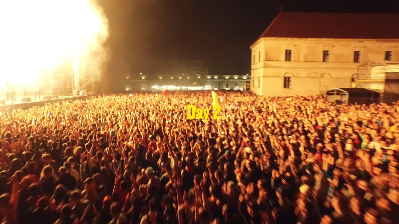 electric castle 2015 day 2 youtube