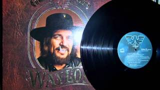 "Waylon Jennings ""Luckenbach Texas (Back In The Basics Of Love)"
