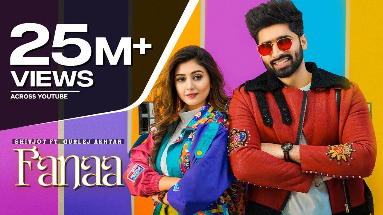 Download New Punjabi Songs 2021 | Fanaa : Shivjot Ft Sana Khan | Gurlez Akhtar | Latest Punjabi Songs 2021