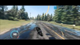 Kawasaki Ninja H2 Backflip (The Crew Wild Run)