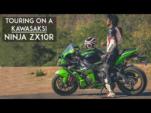 Touring on a Kawasaki Ninja ZX 10R | Ducati 959 Panigale | Superbike Squad | RWR