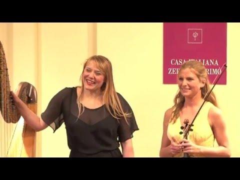 Intimamente Tango Duo - Live at New York University