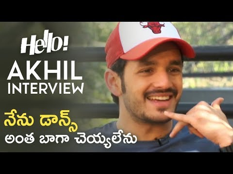 Akhil Akkineni Special Interview About Hello Movie | TFPC
