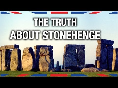 The Truth About Stonehenge - Anglophenia Ep 6