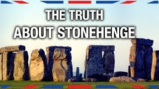 The Truth About Stonehenge  Anglophenia Ep 6