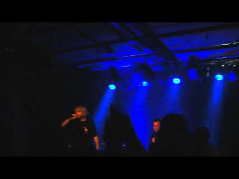 Killa Instinct (UK) live @ Reitschule, Bern (Switzerland)