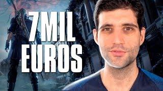 O jogo de 7000 EUROS, segredo REVELADO em Dragon Ball Super e os bilhões de EA e Activision