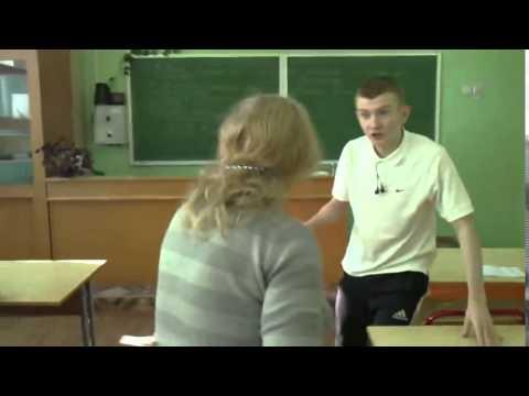 Издевательство над учителем ШОК