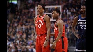 The Best Plays From The Toronto Raptors 7 Game Winning Streak