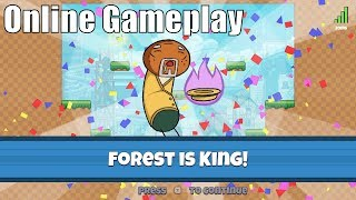 Quick Matching With Forest | King of the Hat Online Gameplay