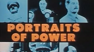 Portraits of Power - Prologue - The Old Order
